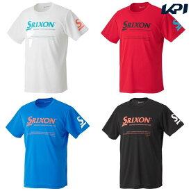 スリクソン SRIXON テニスウェア ユニセックス Tシャツ SDL-8943 2019FW [ポスト投函便対応]