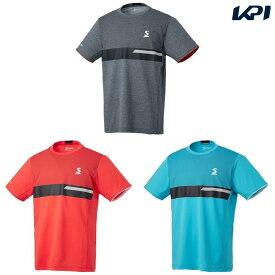 スリクソン SRIXON テニスウェア ユニセックス ゲームシャツ SDP-1940 2019FW  [ポスト投函便対応]