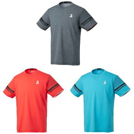 スリクソン SRIXON テニスウェア ユニセックス ゲームシャツ SDP-1941 2019FW  [ポスト投函便対応]