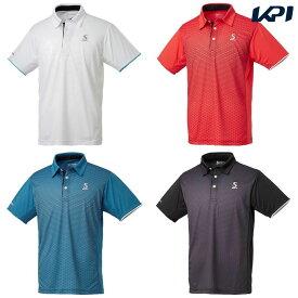 スリクソン SRIXON テニスウェア ユニセックス ポロシャツ SDP-1943 2019FW  [ポスト投函便対応]