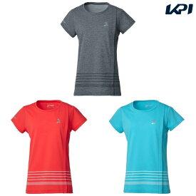 スリクソン SRIXON テニスウェア レディース ゲームシャツ SDP-1960W 2019FW  [ポスト投函便対応]