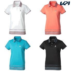 スリクソン SRIXON テニスウェア レディース ポロシャツ SDP-1963W 2019FW [ポスト投函便対応]