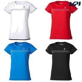 スリクソン SRIXON テニスウェア レディース ゲームシャツ SDP-1966W 2019FW [ポスト投函便対応]