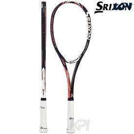 【全品10%OFFクーポン対象】SRIXON(スリクソン)「SRIXON X 100V(スリクソン X 100V) SR11702」ソフトテニスラケット