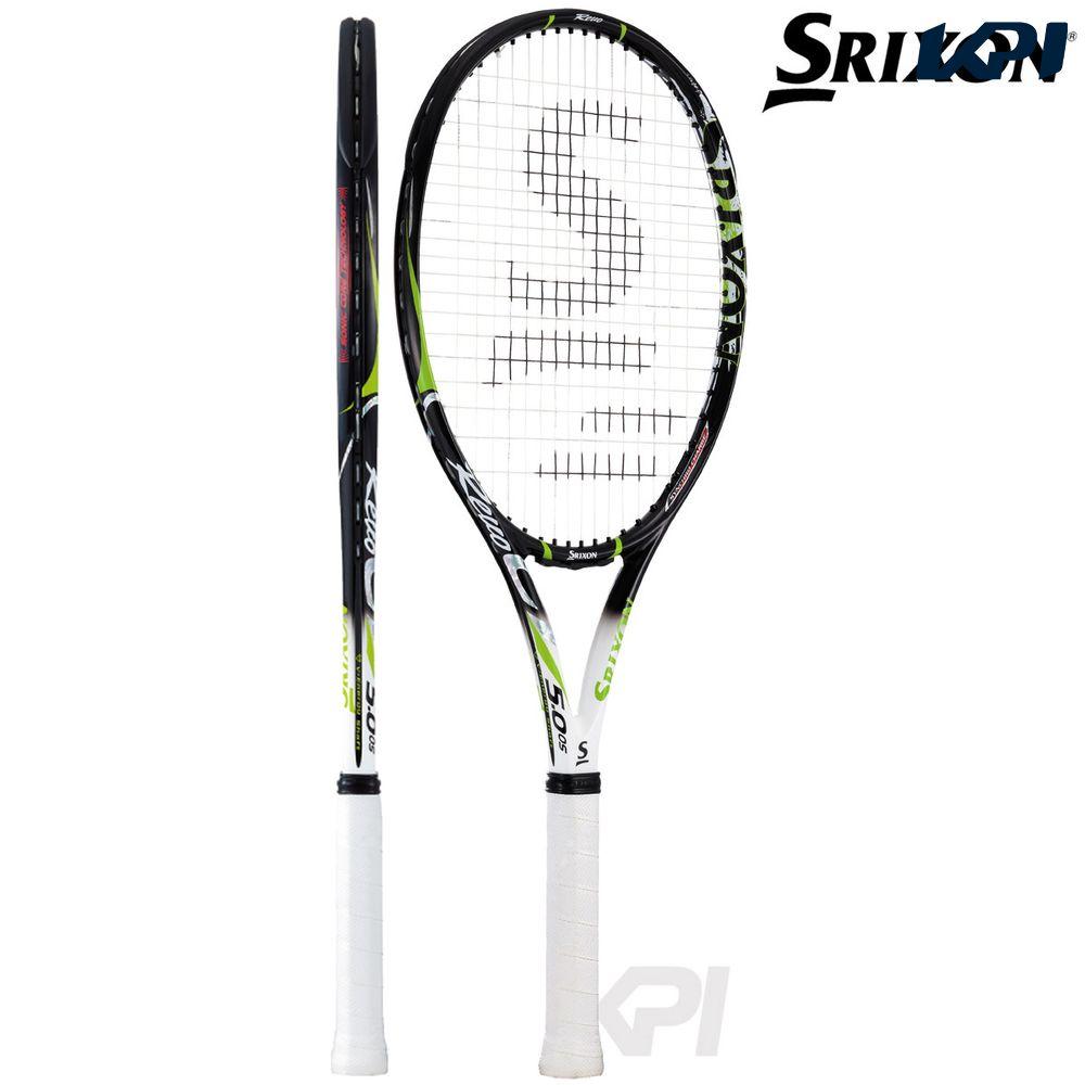 【1000円引クーポン対象】SRIXON(スリクソン)【SRIXON REVO CV 5.0 OS(スリクソンレヴォ 5.0 OS) SR21604】硬式テニスラケット【KPI】