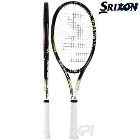 『3000円以上で10%OFFクーポン対象』SRIXON(スリクソン)【SRIXON REVO CV 5.0 OS(スリクソンレヴォ 5.0 OS) SR21604】硬式テニスラケット【KPI】
