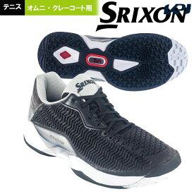 【全品10%OFFクーポン対象】スリクソン SRIXON テニスシューズ メンズ ACTIVECTOR OMNI&CLY (アクティベクター) オムニ・クレーコート用 SRS1013-BS