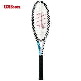 「あす楽対応」【20%OFFクーポン対象▼〜10/31 23:59】ウイルソン Wilson 硬式テニスラケット ULTRA 100L BOLD EDITION WR001311S【ウイルソンラケットセール】 『即日出荷』