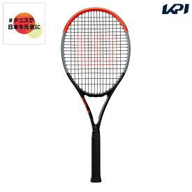 【全品10%OFFクーポン】ウイルソン Wilson テニス硬式テニスラケット CLASH 100 TOUR クラッシュ100ツアー WR005711S「#テニスで日本を元気に!プロジェクト」