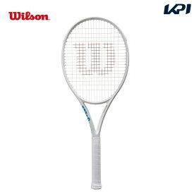 【店内最大2000円クーポン対象】「あす楽対応」ウイルソン Wilson テニス硬式テニスラケット ULTRA 100CV White in White WR011011S【ウイルソンラケットセール】 『即日出荷』