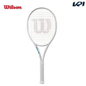 「あす楽対応」ウイルソン Wilson 硬式テニスラケット ULTRA 100L White in White ウルトラ100L ホワイトインホワイト WR011111S【ウイルソンラケットセール】『即日出荷』