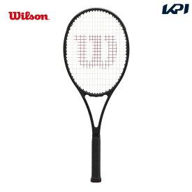 【店内全品ポイント10倍開催中▲※要エントリー】ウイルソン Wilson テニス硬式テニスラケット PRO STAFF 97 V13.0 プロスタッフ WR043811U