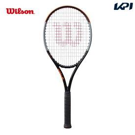 ウイルソン Wilson テニス硬式テニスラケット BURN 100S V4.0 TNS FRM WR044811U 2月発売予定※予約