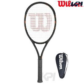 「あす楽対応」Wilson(ウイルソン)「BURN FST 99S(バーンFST 99S) WRT729210」硬式テニスラケット(スマートテニスセンサー対応)【KPI】【ウイルソンラケットセール】 『即日出荷』