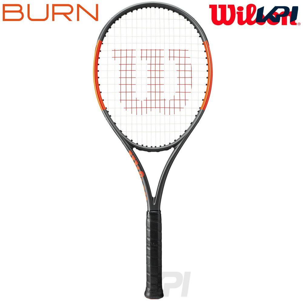 『全品10%OFFクーポン対象』「2017新製品」Wilson(ウイルソン)「BURN 100LS(バーン100LS) WRT734510」硬式テニスラケット