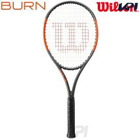 【店内最大2000円クーポン対象】「あす楽対応」Wilson(ウイルソン)「BURN 100LS(バーン100LS) WRT734510」硬式テニスラケット『即日出荷』【ウイルソンラケットセール】