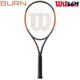 【全品10%OFFクーポン】「あす楽対応」Wilson(ウイルソン)「BURN 100 ULS(バーン100 ULS) WRT734610」硬式テニスラケット【ウイルソンラケットセール】 『即日出荷』フレームのみ