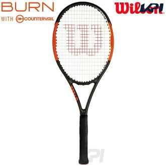 """""""2017新产品""""Wilson(威尔逊)""""BURN 95J COUNTERVAIL(道路95J柜台面纱)WRT735510""""硬式网球球拍"""