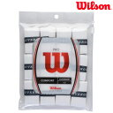 『即日出荷』 Wilson(ウイルソン)「プロ・オーバーグリップ(12本入り)PRO OVERGRIP 12PK WRZ4022」オーバーグリップテープ[ネコポス可]「あす楽対応」