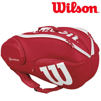 It is going to release it in Wilson Wilson tennis bag case VANCOUVER 9 PACK WRZ840709 January ※Reservation