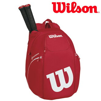 It is going to release it in Wilson Wilson tennis bag case VANCOUVER BACKPACK WRZ840796 January ※Reservation