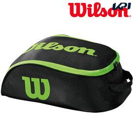 【全品10%OFFクーポン対象】ウイルソン Wilson テニスバッグ・ケース TOUR IV SHOE BAG シューズバッグ WRZ843887