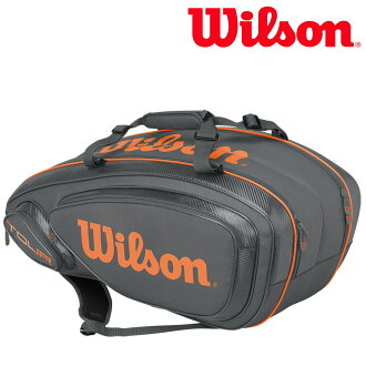 It is going to release it in Wilson Wilson tennis bag case TOUR V 9 PACK WRZ847409 January ※Reservation