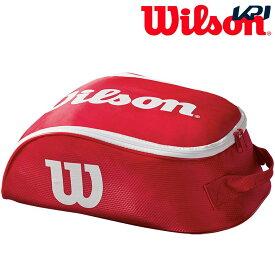 【全品10%OFFクーポン対象】ウイルソン Wilson テニスバッグ・ケース TOUR IV SHOE BAG シューズバッグ WRZ847887