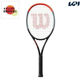 【全品10%OFFクーポン】ウイルソン Wilson テニス硬式テニスラケット CLASH 98 クラッシュ98 WR008611S 「#テニスで日本を元気に!プロジェクト」