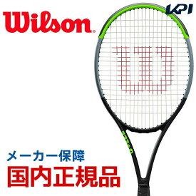 【全品10%OFFクーポン】【フレームのみ】ウイルソン Wilson テニス硬式テニスラケット BLADE 100UL V7.0 ブレイド100UL V7.0 WR014111S