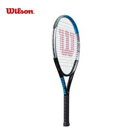 「ガット張り上げ済み」ウイルソン Wilson テニスジュニアラケット ジュニア ULTRA 26 V3.0 WR043510S 4月中旬〜下旬発売予定※予約
