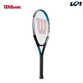 「ガット張り上げ済み」ウイルソン Wilson テニスジュニアラケット ジュニア ULTRA 25 V3.0 WR043610S 4月中旬〜下旬発売予定※予約