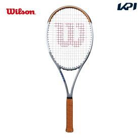 【フレームのみ】ウイルソン Wilson 硬式テニスラケット BLADE 98 16×19 V7.0 RG ROLAND GARROS ブレード 98 ローランギャロス 数量限定 全仏オープン2020モデル WR045411U