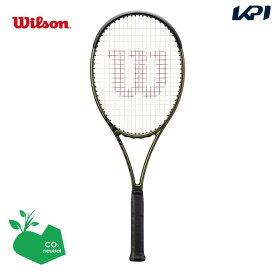 【最大4000円クーポン】ウイルソン Wilson テニス硬式テニスラケット ブレード98 BLADE 98 16X19 V8.0 WR078711U