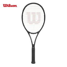【全品10%OFFクーポン対象】ウイルソン Wilson テニス 硬式テニスラケット PRO STAFF 97ULS Black in Black プロスタッフ 97ULS WRT73181S