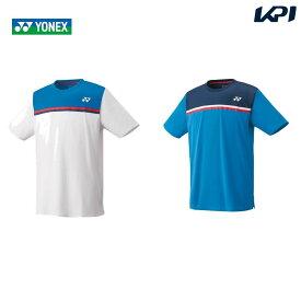ポスト投函便【送料無料】ヨネックス YONEX テニスウェア ユニセックス ゲームシャツ(フィットスタイル) 10325 2020SS [ポスト投函便対応]