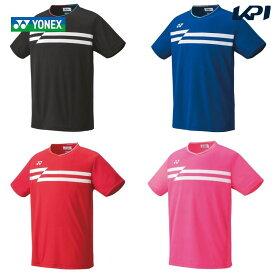 ポスト投函便【送料無料】ヨネックス YONEX ソフトテニスウェア メンズ ゲームシャツ(フィットスタイル) 10353 2020SS [ポスト投函便対応]