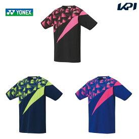 【全品10%OFFクーポン〜8/1】ヨネックス YONEX テニスウェア ユニセックス ゲームシャツ 10358 2020SS
