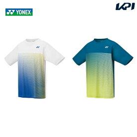【全品10%OFFクーポン対象】ヨネックス YONEX バドミントンウェア メンズ メンズドライTシャツ 16438 2020FW [ポスト投函便対応] 6月下旬発売