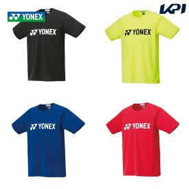 【全品10%OFFクーポン対象】ヨネックス YONEX テニスウェア ジュニア ドライティーシャツ 16501J 2020SS [ポスト投函便対応]