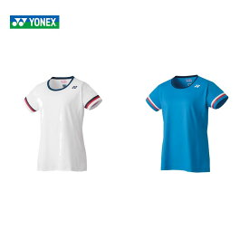 【対象ヨネックス製品10%OFFクーポン▲2/17〜25】ヨネックス YONEX テニスウェア レディース ゲームシャツ 20511 2020SS