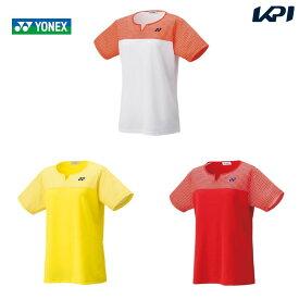 【全品10%OFFクーポン対象】ヨネックス YONEX テニスウェア レディース ゲームシャツ 20541 2020SS [ポスト投函便対応]