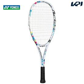 【全品10%OFFクーポン対象】ヨネックス YONEX ソフトテニスソフトテニスラケット ジュニア 「ガット張り上げ済」エースゲート 63 ACEGATE 63 ACE63G-011