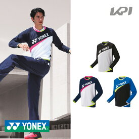 【全品10%OFFクーポン▼】ヨネックス YONEX テニスウェア ユニセックス ライトトレーナー 31043 2021FW
