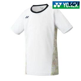 「あす楽対応」ヨネックス YONEX テニスウェア ジュニア ジュニアシャツ 10235J-011 2018SS『即日出荷』