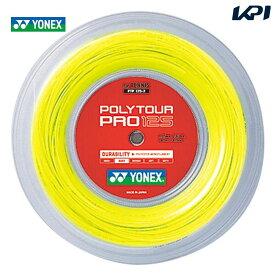 YONEX(ヨネックス)「POLY TOUR PRO 125(ポリツアープロ125) 240mロール PTP125-2」硬式テニスストリング(ガット)