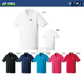 【全品10%OFFクーポン対象】YONEX(ヨネックス)「ジュニアポロシャツ 10300J」ウェア[ポスト投函便対応]
