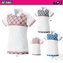 『即日出荷』 YONEX(ヨネックス)「WOMEN ウィメンズシャツ(スリムロングフィットタイプ) 20247」レディースウェア「あす楽対応」[ネコポス可]