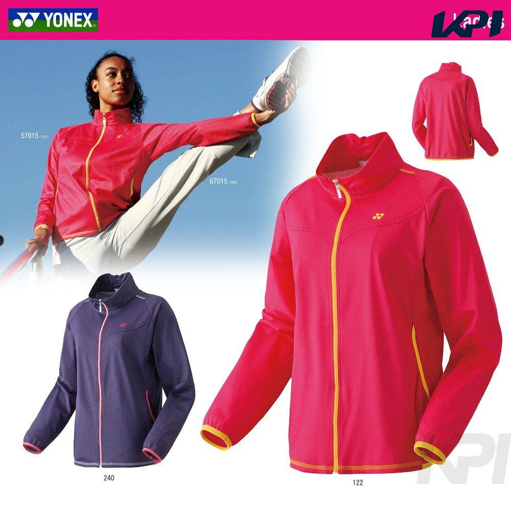 『即日出荷』YONEX(ヨネックス)「WOMEN メッシュウォームアップシャツ 57015」レディースウェア「あす楽対応」【KPI】