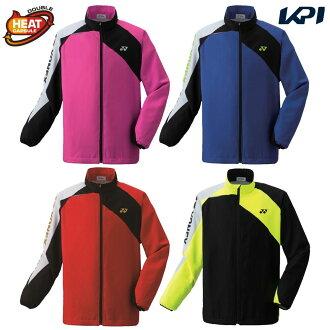 打算在附带尤尼克斯YONEX网球硬式网球球拍男女两用衣料的uindoomashatsu 70063 9月上旬开始销售※预订
